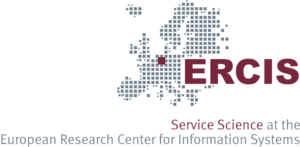 Logo ERCIS Competence Center Service Science